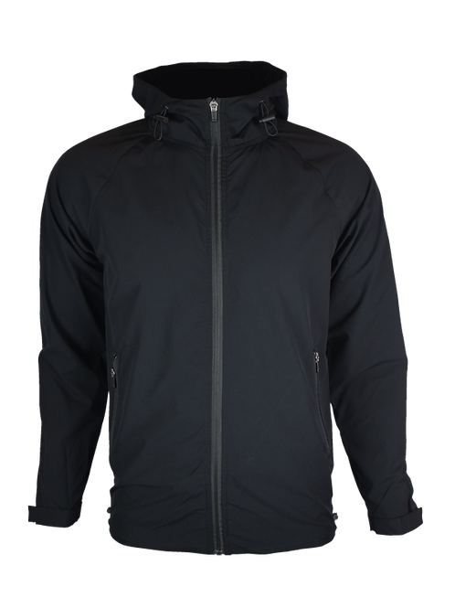 Kids Black Pearl Windbreaker
