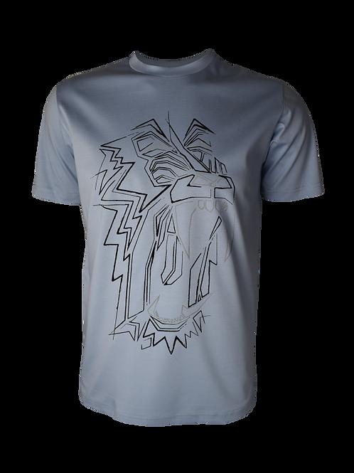 Sky Blue Baboon T-Shirt