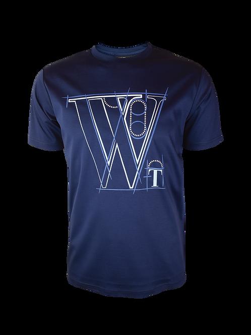 Navy Clockwork T-Shirt