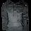 Thumbnail: Grey Reflective Asiatic Hoodie