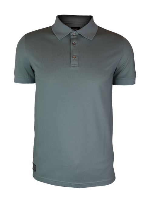 Mint Polo Top