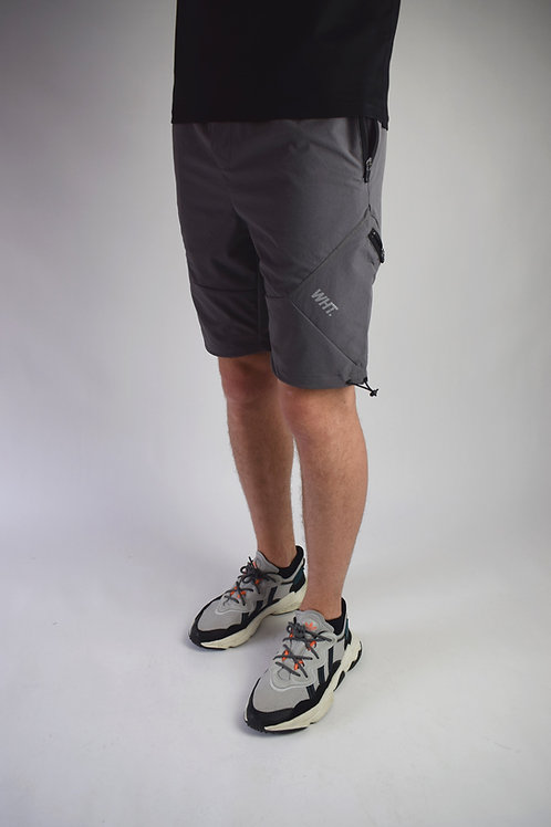 Kids Dark Grey V4 Cargo Shorts