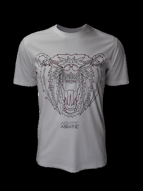 White Reflective Asiatic T-Shirt