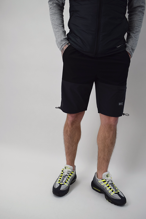 Black / Dark Grey V3 Cargo Shorts