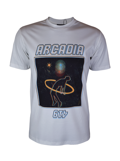White Arcadia T-Shirt