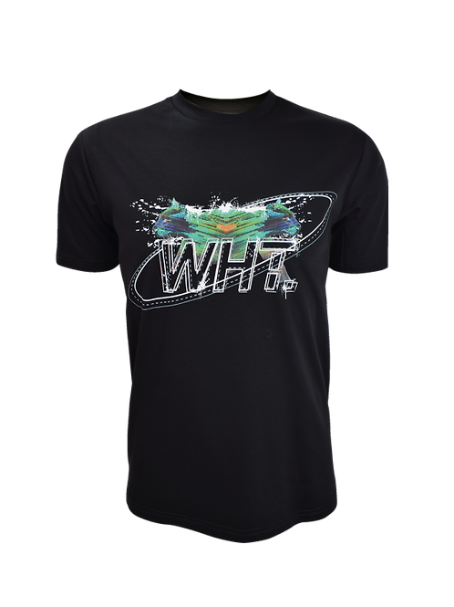 Black Siamese Puma T-Shirt