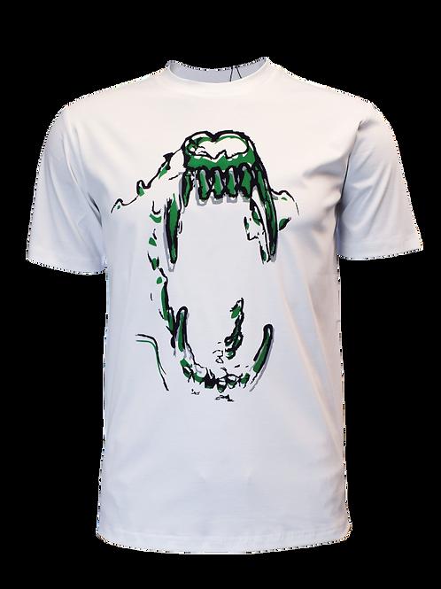 White Reflective Bite 2.0 T-Shirt