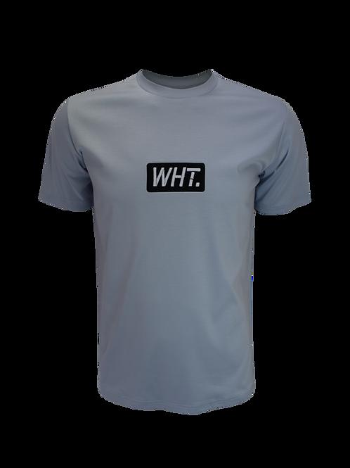 Sky Blue / Black 3D WHT T-Shirt
