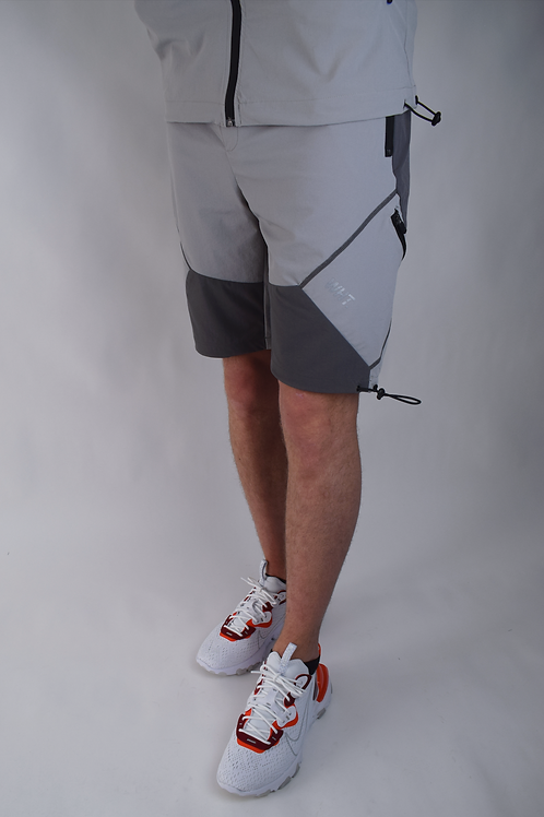 Light Grey / Dark Grey V4 Cargo Shorts