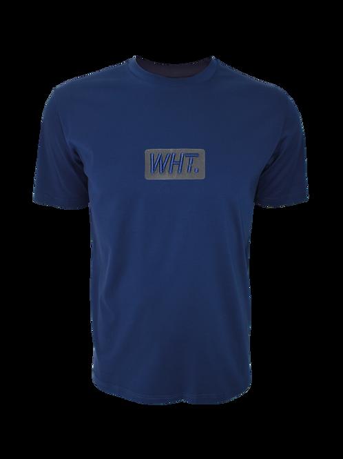 Navy / Grey 3D WHT T-Shirt