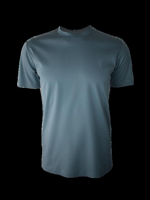 Plain Chilled Blue T-Shirt