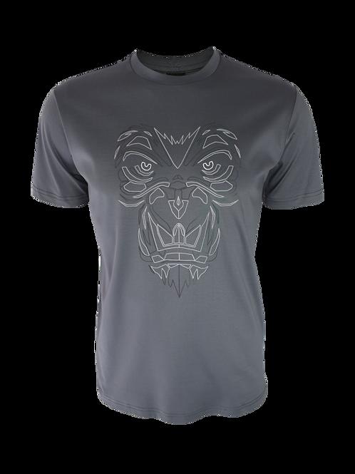 Steel Grey Obsidian Gorilla T-Shirt
