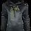Thumbnail: Grey Reflective Baboon (OG Neon) Hoodie