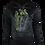Thumbnail: Black Reflective Baboon (OG Neon) Hoodie