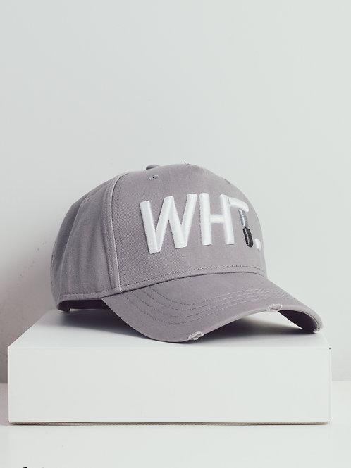 Light Grey WHT Cap