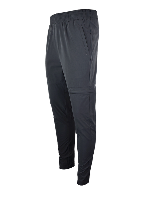 Kids Grey Combat Tracksuit Bottoms