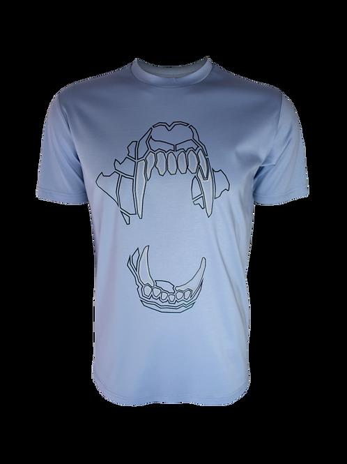 Sky Blue Obsidian Bite T-Shirt