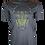 Thumbnail: Grey Reflective Yak T-Shirt