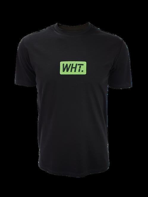 Black / Green 3D WHT T-Shirt