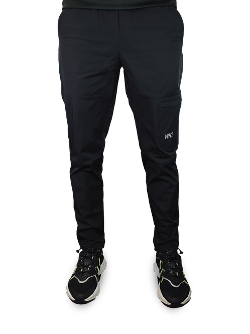 Kids Black  Combat V2 Tracksuit Bottoms