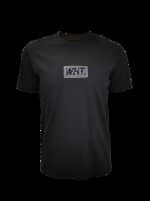 Obsidian 3D WHT T-Shirt
