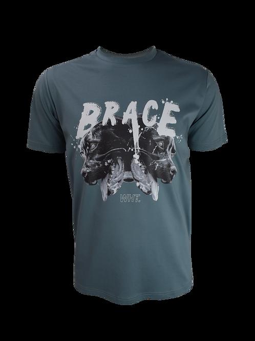 Teal Brace T-Shirt