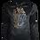 Thumbnail: Black Reflective Baboon (Mustard) Hoodie
