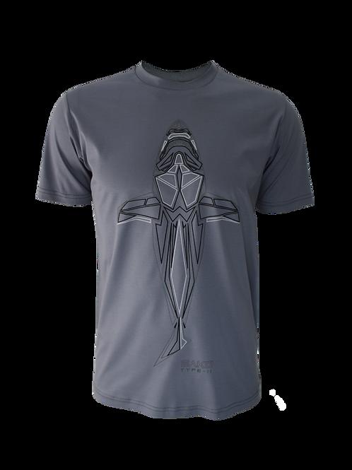 Steel Grey Mako T-Shirt