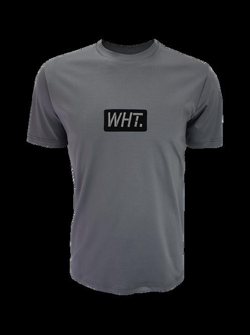 Steel Grey / Black 3D WHT T-Shirt