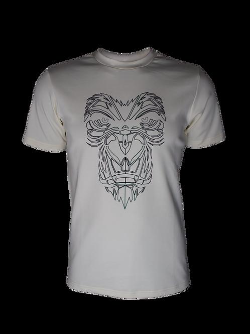 Off White Reflective Gorilla (Heavy) T-Shirt