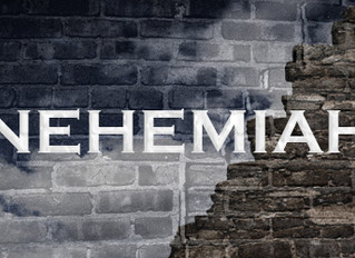 """Can These Stones Be Brought Back to Life?"": The Story of Nehemiah"