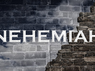 """""""Can These Stones Be Brought Back to Life?"""": The Story of Nehemiah"""