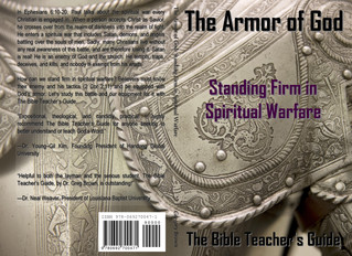 The Armor God: Standing Firm in Spiritual Warfare