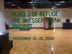 Dresser Trunk Exhibition