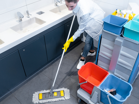 Relevant Case Studies of Cleaning in the Workplace