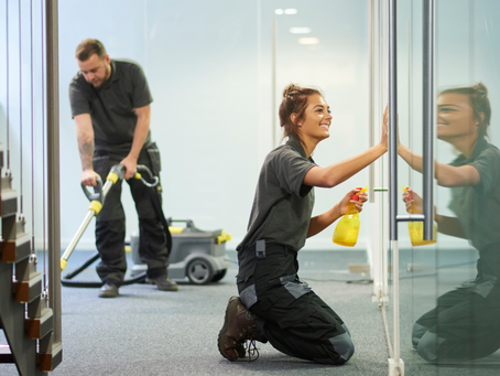 Commercial Cleaning Industry Trends 2021