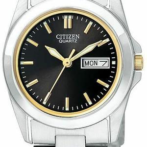 Ladies Two Tone Quartz Watch
