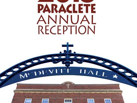 2018 Paraclete Annual Fundraiser