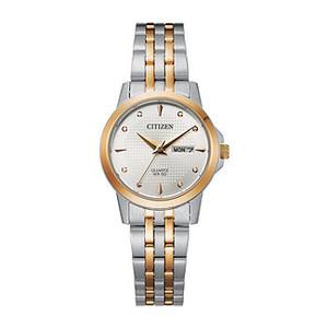 Ladies Two-Tone Quartz Watch