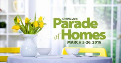Spring 2016 Parade of Homes