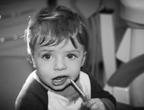 children do not pick up on anxiety associated with visiting the dentist