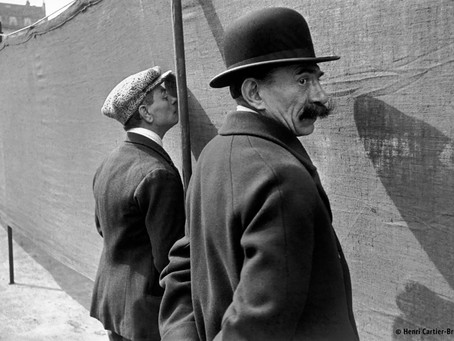 Through the Eyes of Master Photographer Henri Cartier-Bresson