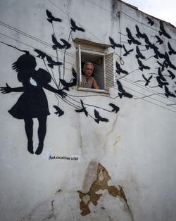 © Kat Saradinova // Lisbon, Portugal