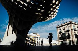© Angela Ward-Brown // Seville, Spain