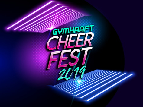 2019 GymKraft CheerFest-Yes it's Back!