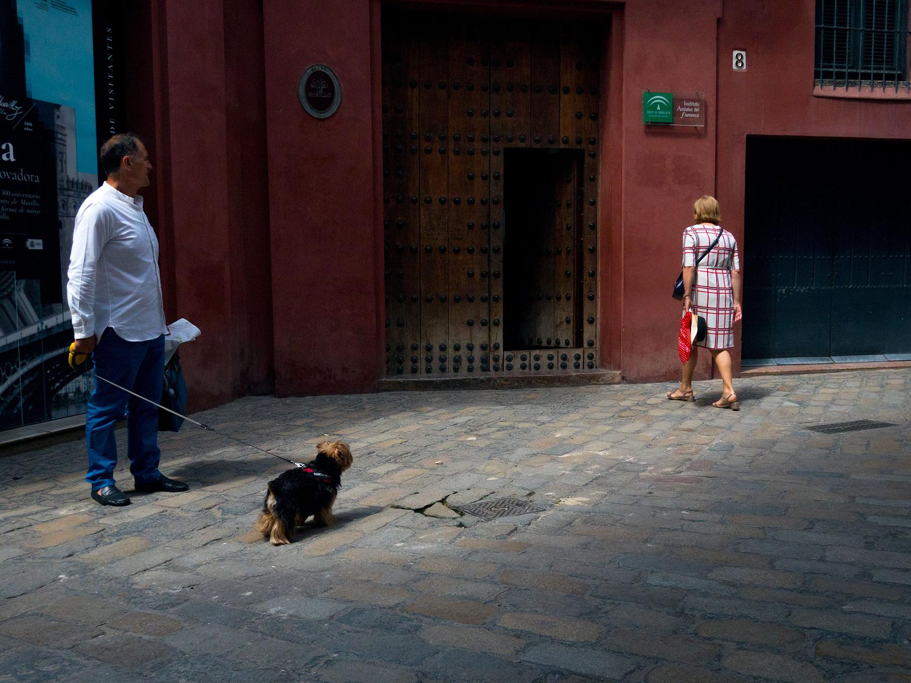 © Kat Saradinova // Seville, Spain
