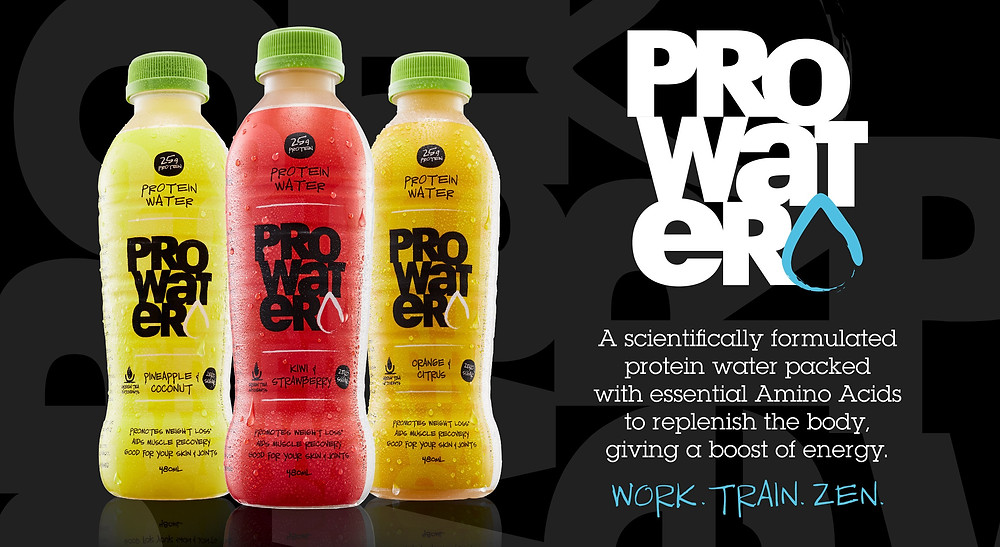 ProWater 3 flavours
