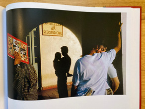 Top 5 Street and Documentary Photography Books (on my shelf)
