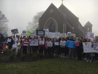 The Gospel Amid Politics