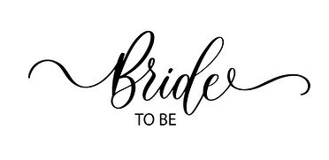 Bridal Text for Photo Booth
